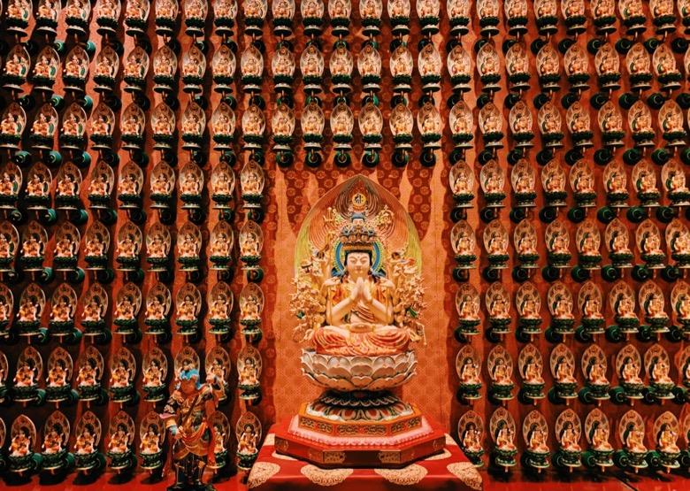 buddhatoothrelictemple